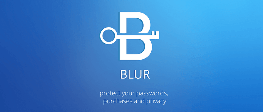 Abine Blur protect your privacy!