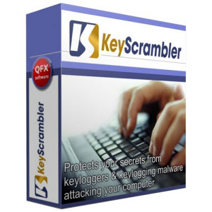 KeyScrambler efficient software against malware keylogger